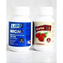 Pack Quema Grasas 24 horas con Lipo Night y Keto Berry