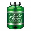 100% WHEY ISOLATE 2000 g scitec Nutrition